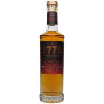 1770 Glasgow Single Malt Release No. 1