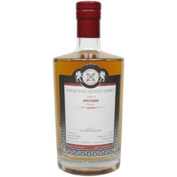 Speyside Distillery 1997/2018 – Bourbon – Malts of Scotland