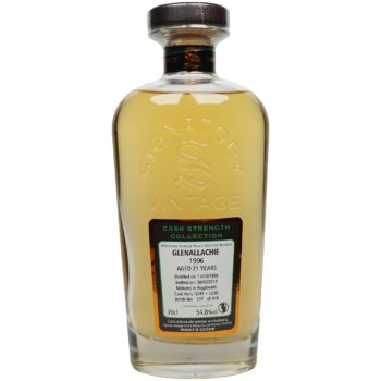 Glenallachie 1996 SV Cask Strength Collection