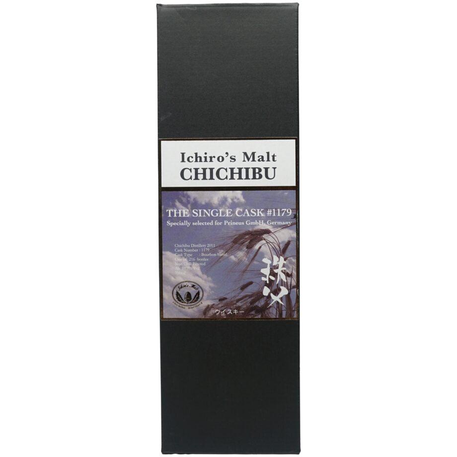 Chichibu 2011 – Single Cask #1179