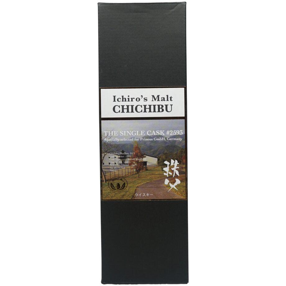 Chichibu 2013 – Single Cask #2593