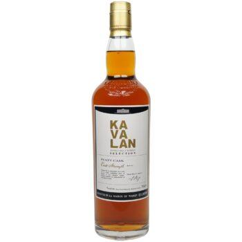 Kavalan Selection Peaty Cask