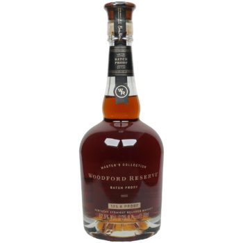 Woodford Reserve Batch Proof Master's Collection