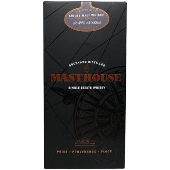 Masthouse 2017 Single Malt Whisky