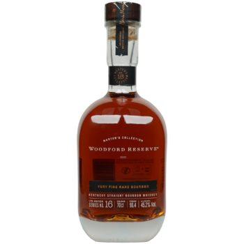 Woodford Reserve Master's Collection  Limited Edition No. 16