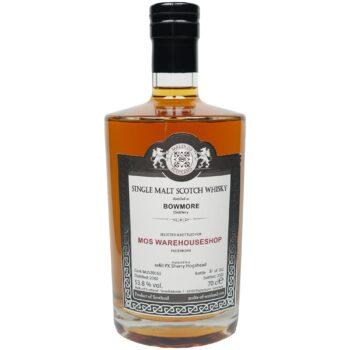 Bowmore 2002/2020 – PX Sherry – Malts of Scotland – Warehouseshop