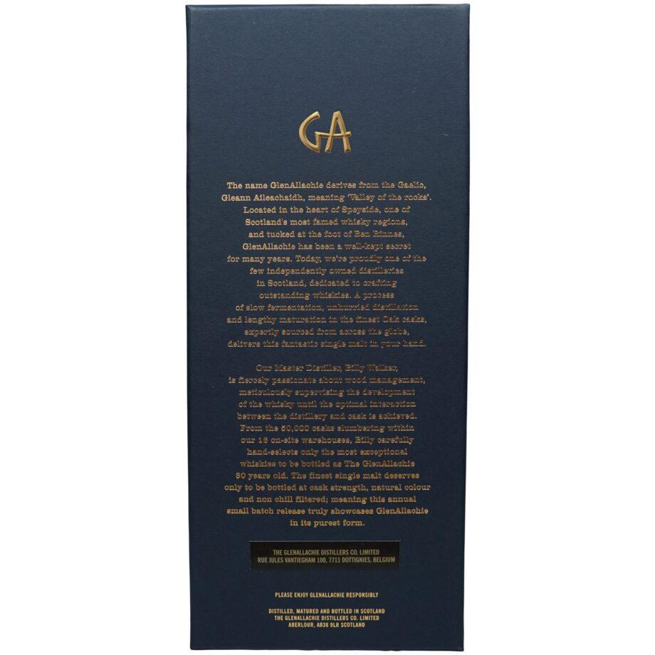 Glenallachie 30 Jahre – Batch 1