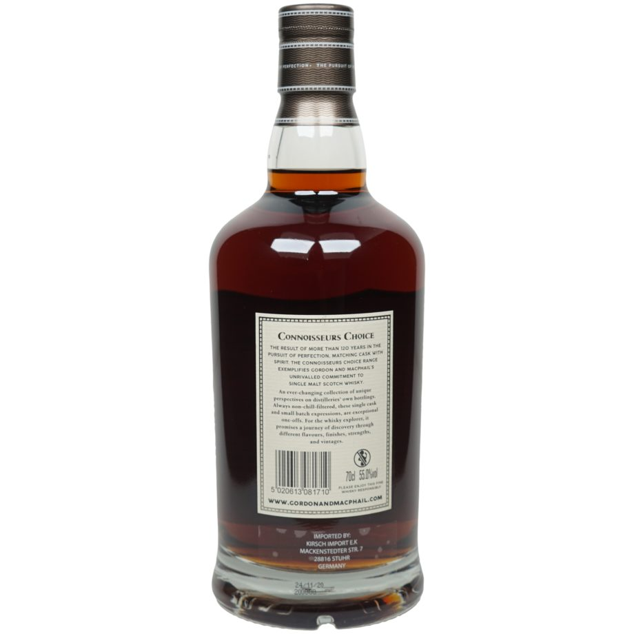 Linkwood 32 Jahre 1988/2020 Gordon & Macphail – Connoisseurs Choice – Single Cask #2779