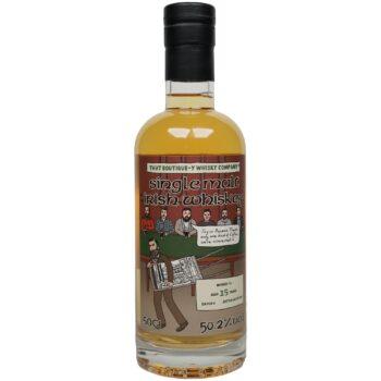 Irish Single Malt 15 Jahre – That Boutique-y Whisky Company – Batch 6