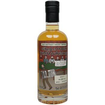 Irish Single Malt 16 Jahre – That Boutique-y Whisky Company – Batch 5