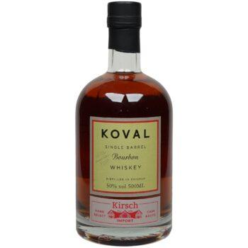 Koval – Single Barrel #2073 – Bottled in Bond – Kirsch Import