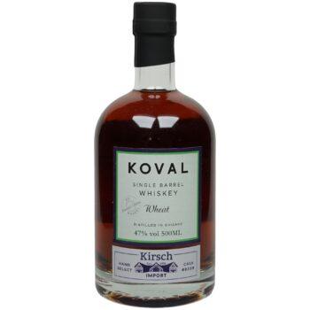 Koval – Single Barrel #8239 – Wheat PX – Kirsch Import