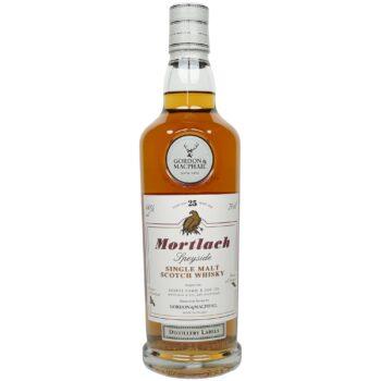 Mortlach 25 Jahre 1996/2021 – Gordon & Macphail – Distillery Labels