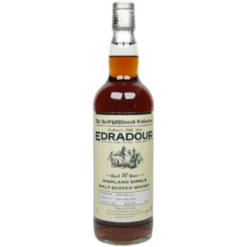 Edradour 10 Jahre 2011/2021 – Signatory Vintage – The Un-Chillfiltered Collection