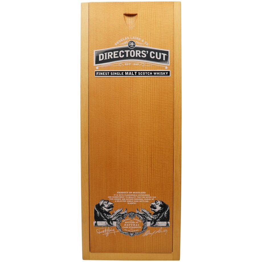 Macallan 1988 DL Directors' Cut