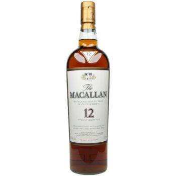 Macallan 12 Jahre – Sherry Oak