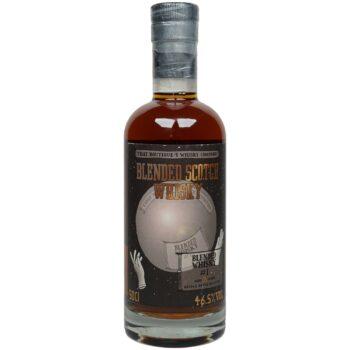 Blended Scotch Whisky #1 35 Jahre 1981/2016 – TBWC – Batch 3