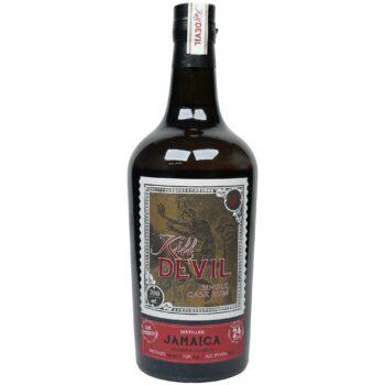 Kill Devil Hampden 24 Jahre 1992/2016 Single Cask Rum – 234 Flaschen
