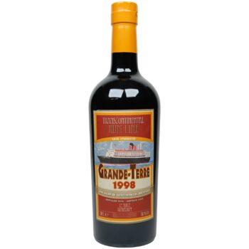 Grand-Terre 1998/2017 TCRL Cask Strength 59,3% – 492 Flaschen