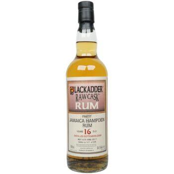 Hampden 16 Jahre 2000/2017 Blackadder Raw Cask Rum – Single Cask