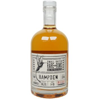 Hampden 18 Jahre 1998/2016 Rare Rums – Rum Nation