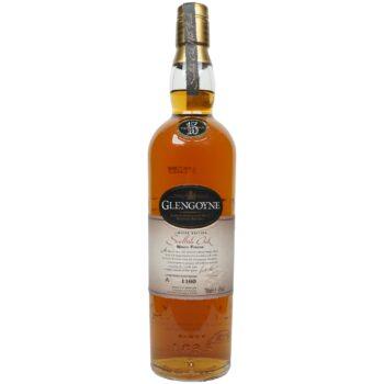 Glengoyne 15 Jahre – Bottled 2002 – Scottish Oak Wood Finish – Small Batch