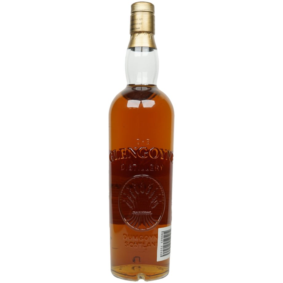 Glengoyne 28 Jahre 1972/2000 – Brass Spirit Safe Edition – 1.500 Flaschen