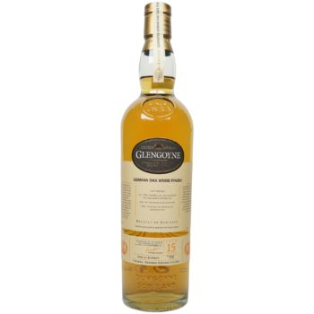 Glengoyne 15 Jahre – bottled 2009 – German Oak Wood Finish – Single Cask #464