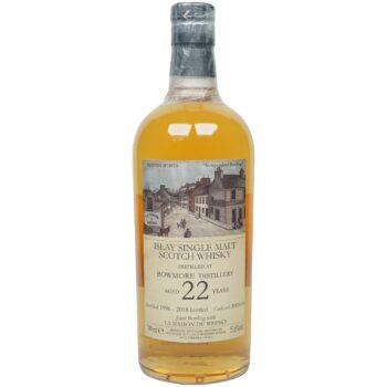 Bowmore 1996 HiSp Joint Bottling with La Maison du Whisky