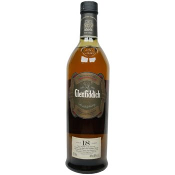 Glenfiddich 18 Jahre – Ancient Reserve – Bottled 2002
