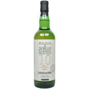 Caol Ila 10 Jahre 2010/2020 – Wilson & Morgan – Refill Bourbon