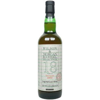 Bunnahabhain 18 Jahre 2002/2020 – Wilson & Morgan – Oloroso Sherry