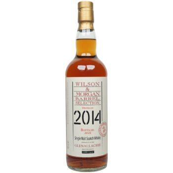 Glenallachie 7 Jahre 2014/2021 – Wilson & Morgan – First Fill Madeira