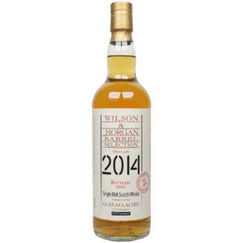 Glenallachie 7 Jahre 2014/2021 – Wilson & Morgan – First Fill Oloroso Sherry