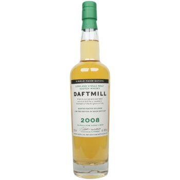 Daftmill 2008/2020 – Winter Batch Release