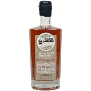 Liber 14 Jahre – The Liquid Madness – 1st fill PX Sherry Butt – Single Cask #LM00121