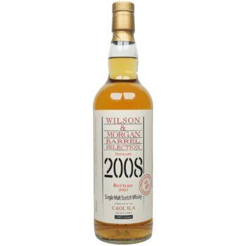 Caol Ila 13 Jahre 2008/2021 – Wilson & Morgan – Virgin Oak Finish