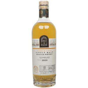 Distilled in Sutherland 2000 – Berry Bros & Rudd