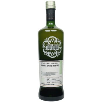 Highland Park 2010 SMWS – 4.288 – Biscuits by the bonfire