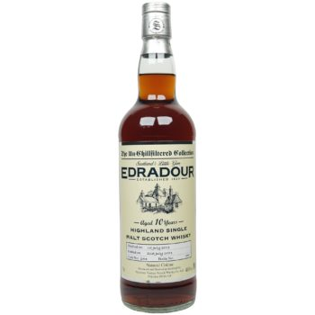 Edradour 10 Jahre 2011/2021 – Signatory Vintage – Single Cask #244