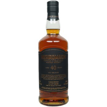 Benromach 40 Jahre 1981/2021 – First Fill Oloroso Sherry