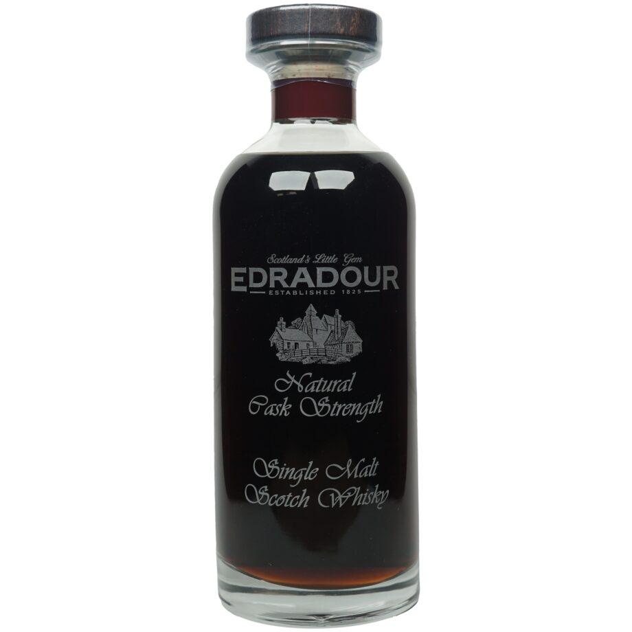 Edradour 12 Jahre 2009/2021 – Natural Cask Strength – Single Cask #154