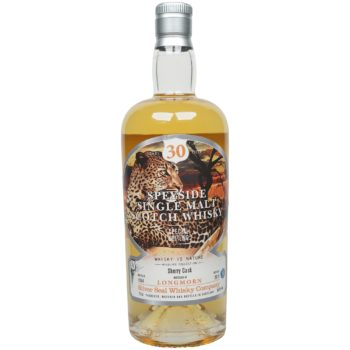 Longmorn 30 Jahre 1984/2014 – Silver Seal – Whisky Is Nature / Wildlife Collection