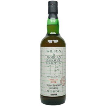 Westport 15 Jahre 2004/2019 – Wilson & Morgan – Refill Sherry Butt