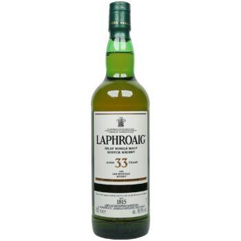 Laphroaig 33 Jahre 1987/2021 – The Ian Hunter Story – Book 3