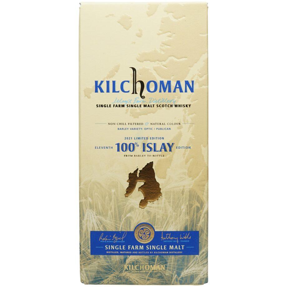 Kilchoman 9 Jahre 2012/2021 – The 11th Edition